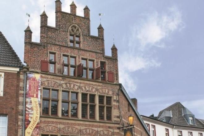 Gotisches Haus – Xanten – Schöne Fleckchen